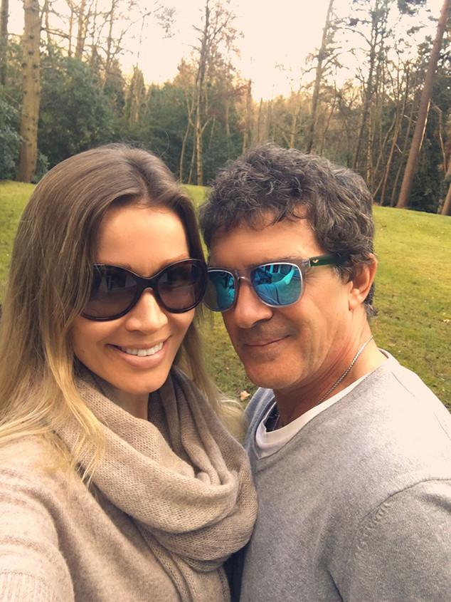 Antonio Banderas, Nicole Kempel