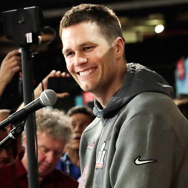 Tom Brady's Kids on Super Bowl LI: &quot;Dad, the Atlanta Falcons Are <i>Really</i> Good!&quot;