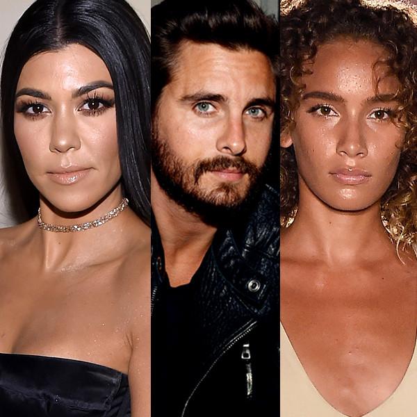 Scott Disick, Kourtney Kardashian, J Lynne
