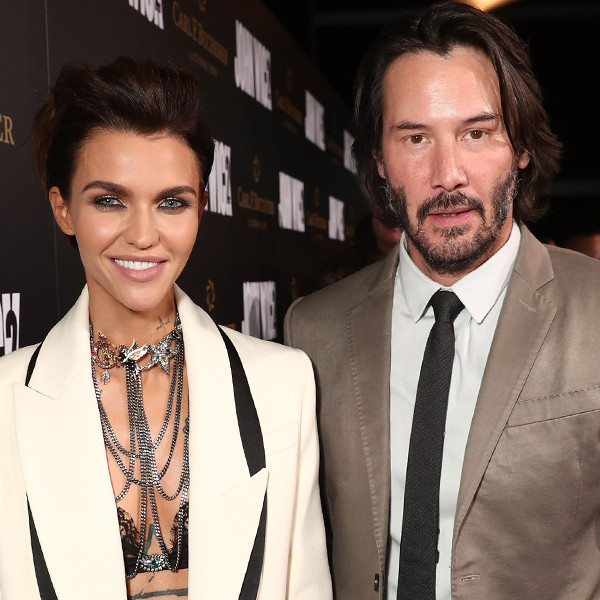 Ruby Rose, Keanu Reeves
