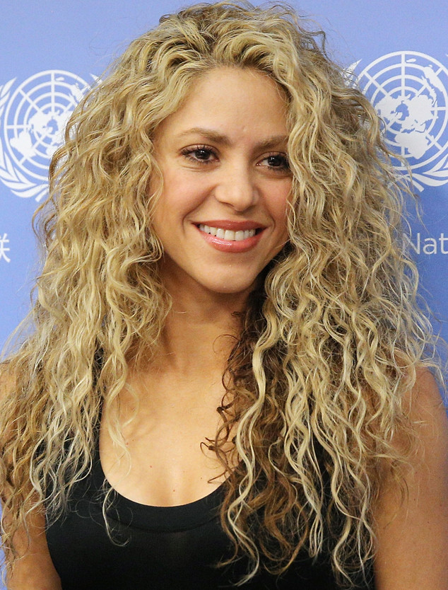 ESC: Beauty, Curl Products, Shakira