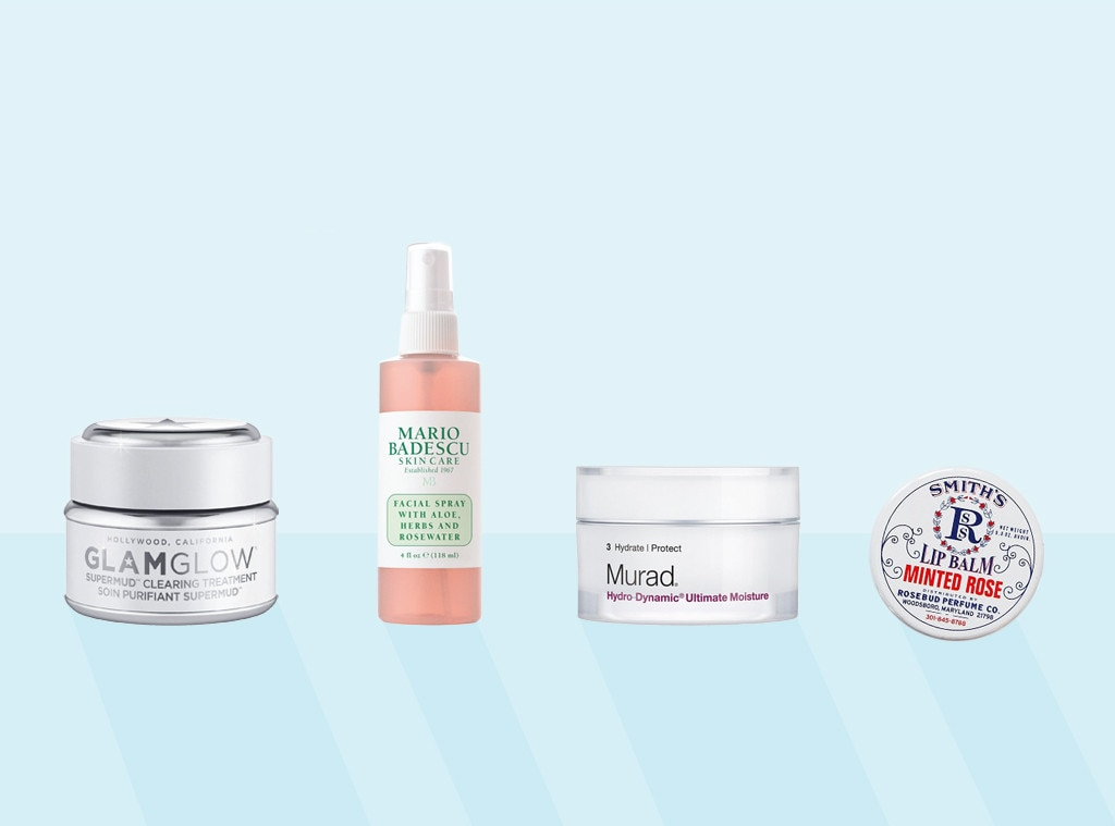 ESC: Beauty Products for Your New Year Resolutions