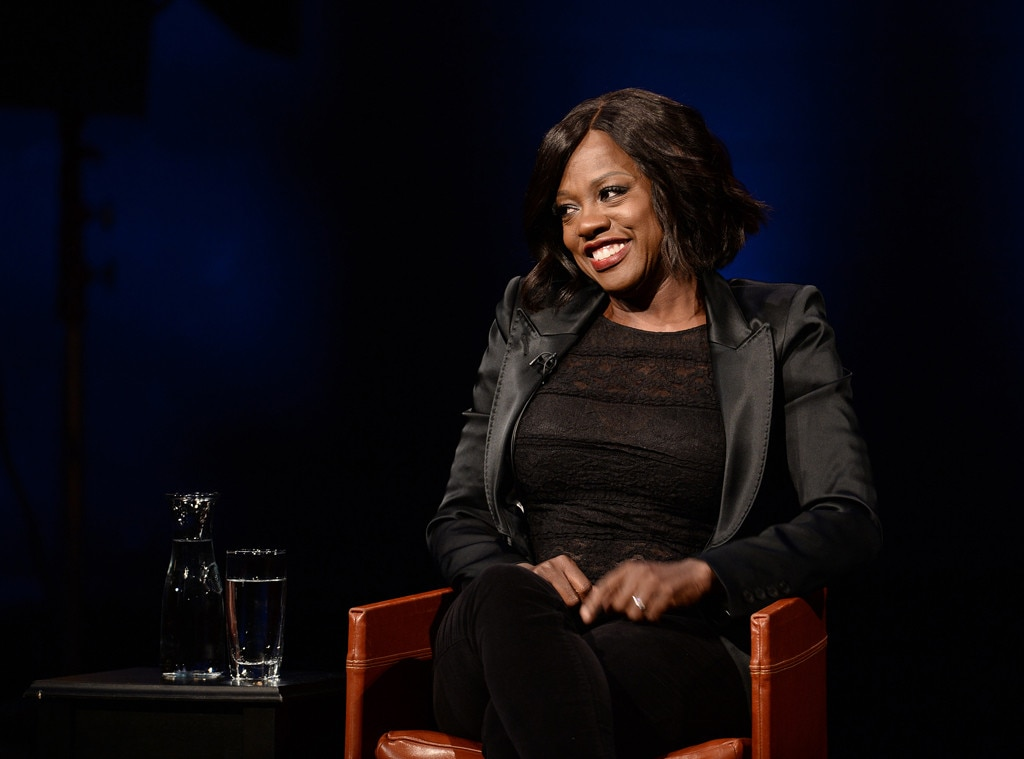 Viola Davis, Inside the Actors Studio