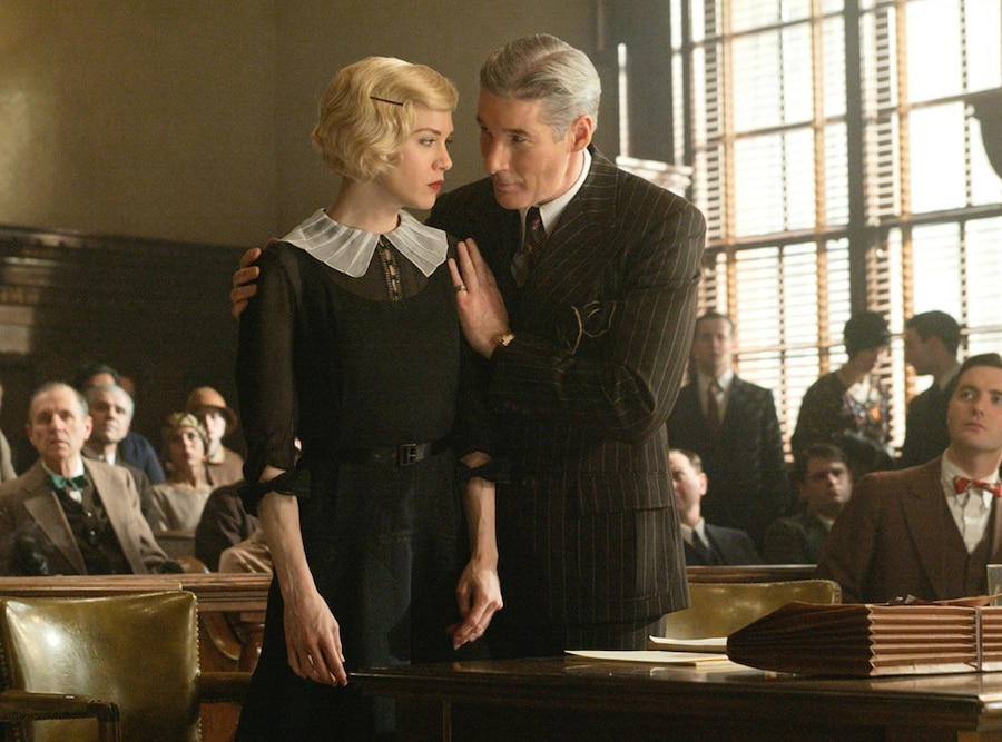 Chicago, Renee Zellweger, Richard Gere