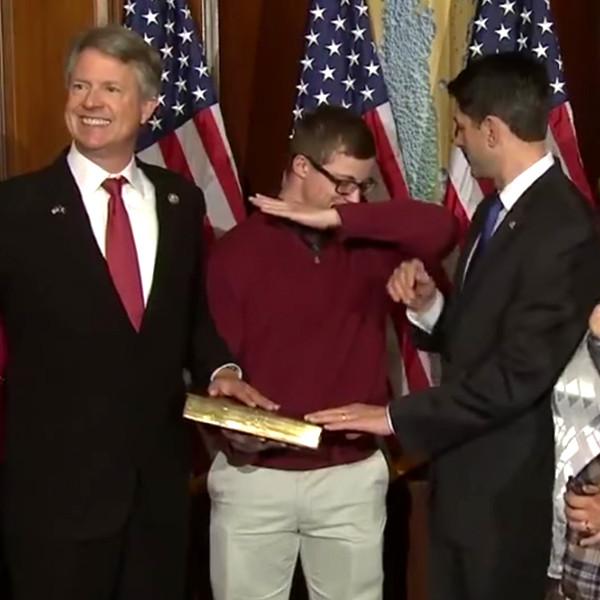 Cal Marshall, Paul Ryan, Roger Marshall