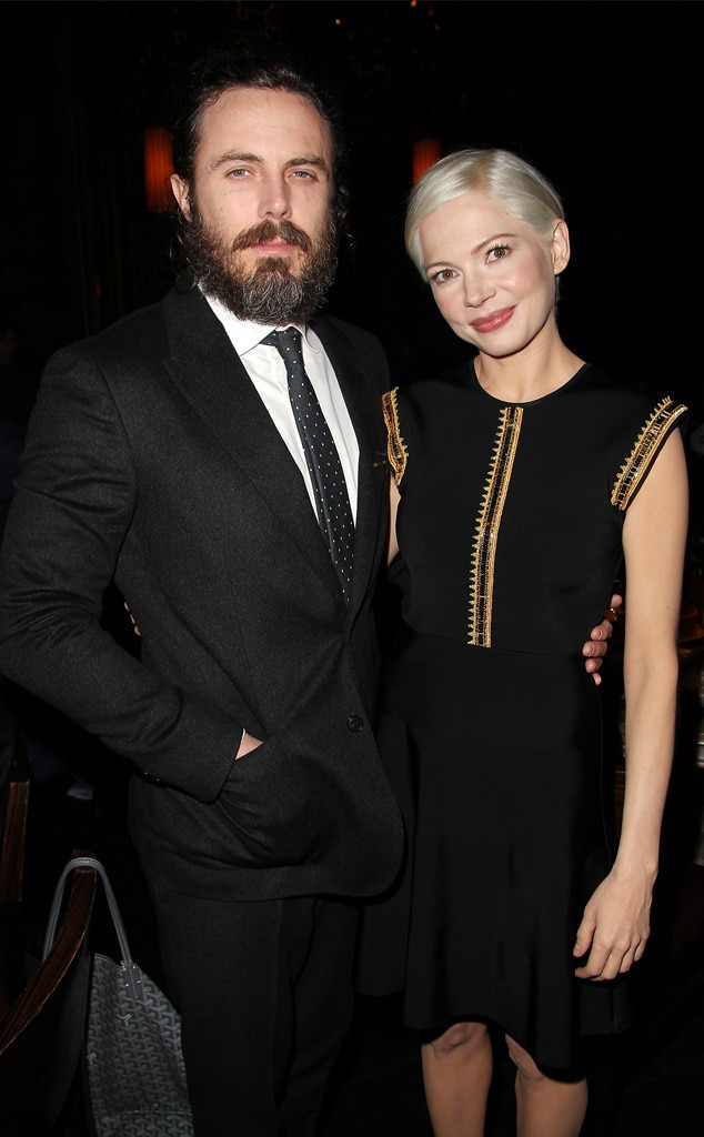 Michelle Williams, Casey Affleck