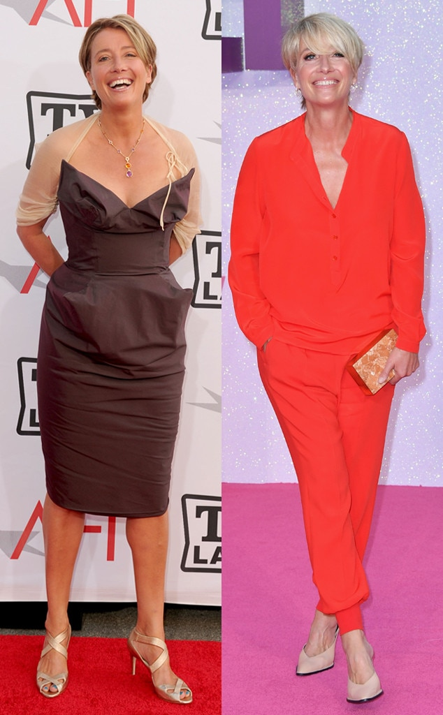 Emma Thompson Drops 2 Sizes in 6 Weeks With Help From Kate ...