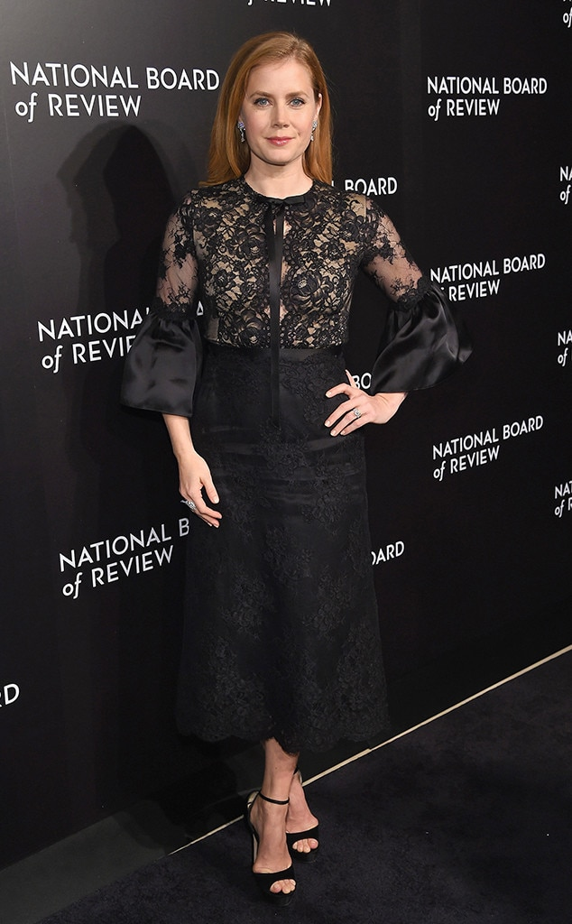 Amy Adams, National Board of Review Gala