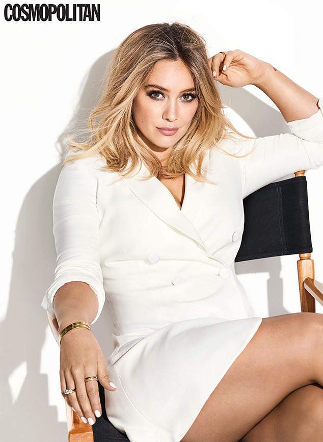Hilary Duff, Cosmopolitan