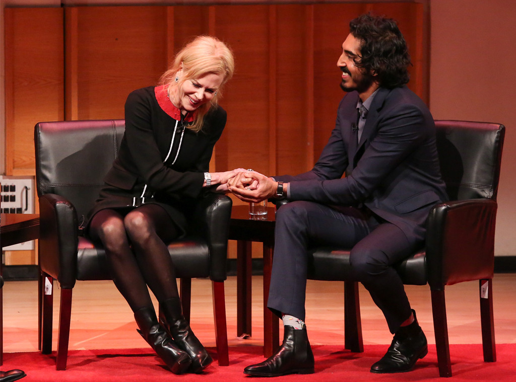 Nicole Kidman, Dev Patel