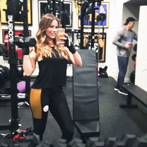 ESC: Sofia Vergara, Celeb Workouts