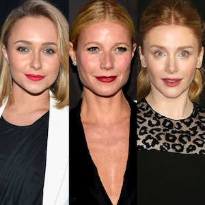 Hayden Panettiere, Gwyneth Paltrow, Bryce Dallas Howard