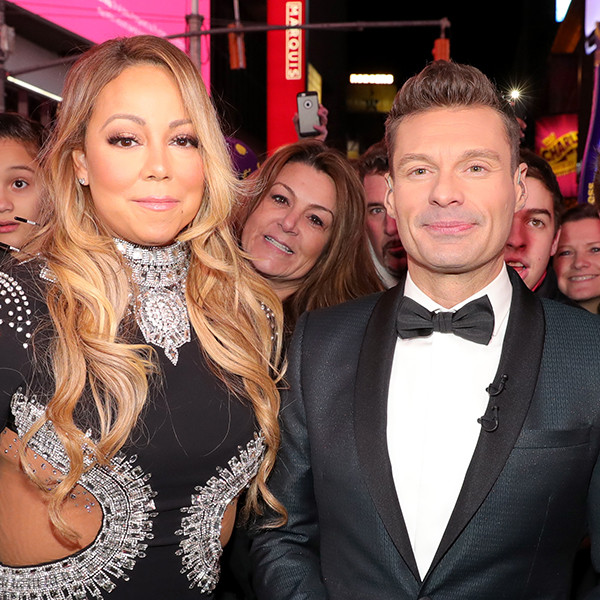 Mariah Carey, Ryan Seacrest