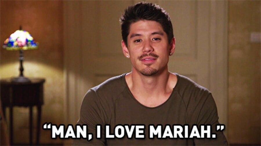 Bryan Tanaka, Mariahs World, Mariahs World 105