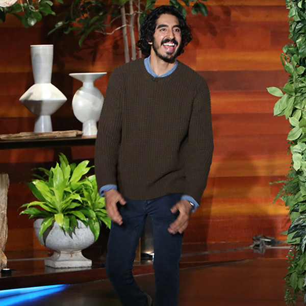 Dev Patel, The Ellen DeGeneres Show