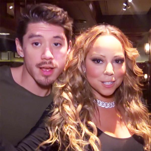 Bryan Tanaka, Mariah Carey, Mariah's World, Mariah's World 105