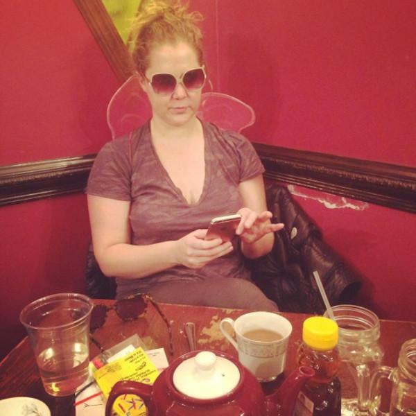 Amy Schumer, Instagram