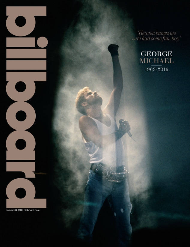 George Michael, Billboard Magazine