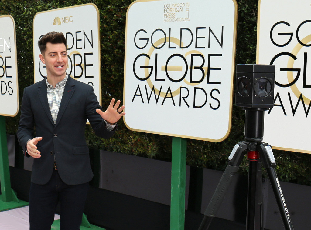Will Marfuggi, Golden Globes Sneak Peek