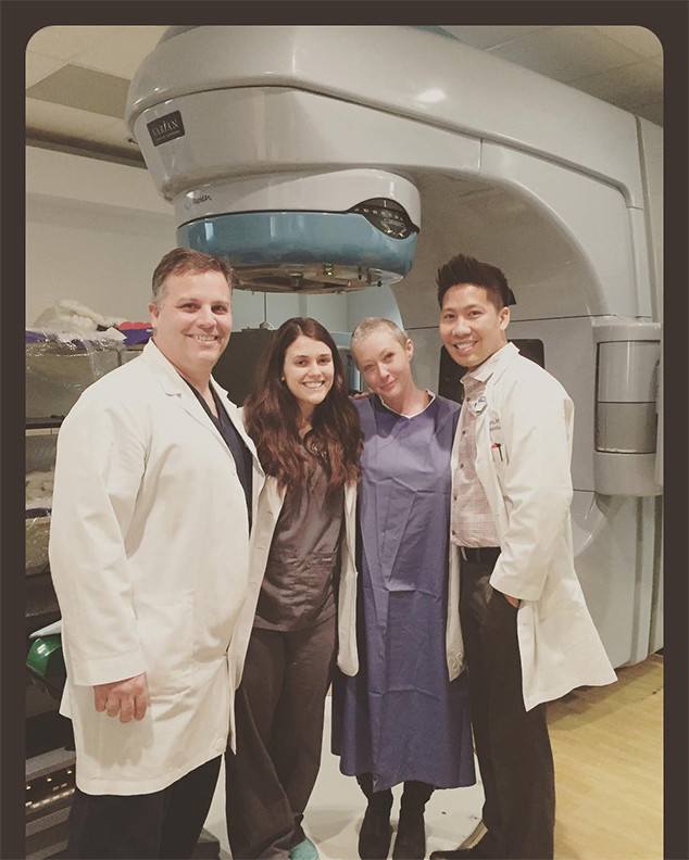 Shannen Doherty, Cancer Doctors