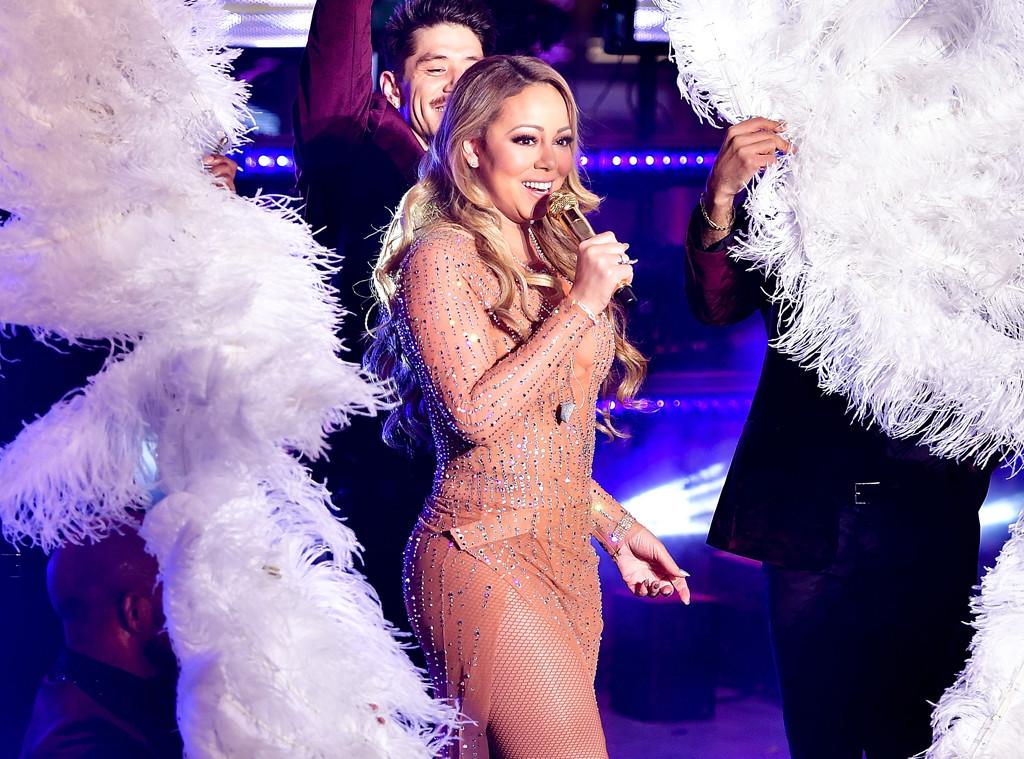 Mariah Carey, New Years Eve 2017