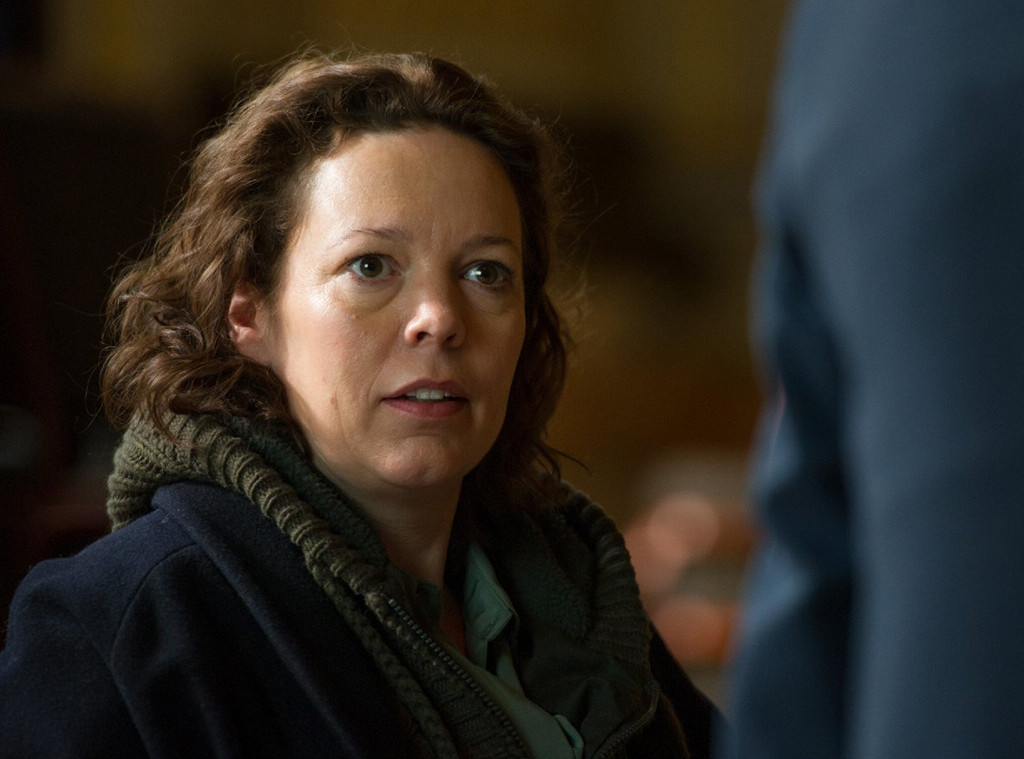 Olivia Colman: Olivia Colman Wins First Golden Globe For The Night