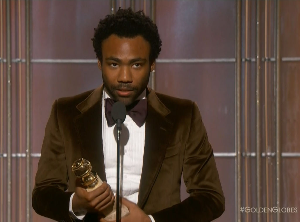 Donald Glover, Golden Globes