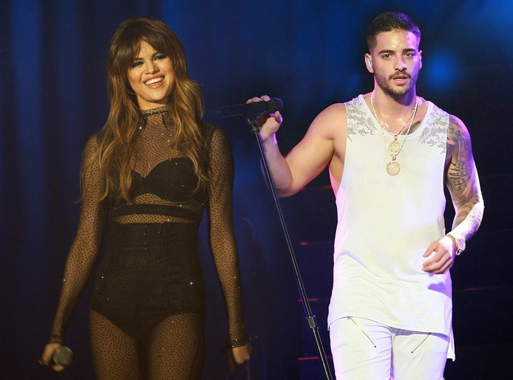 Selena Gomez, Maluma