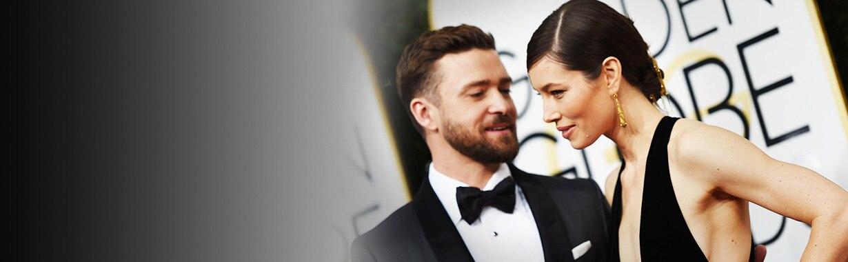 Justin Timberlake, Jessica Biel, Large Teaser