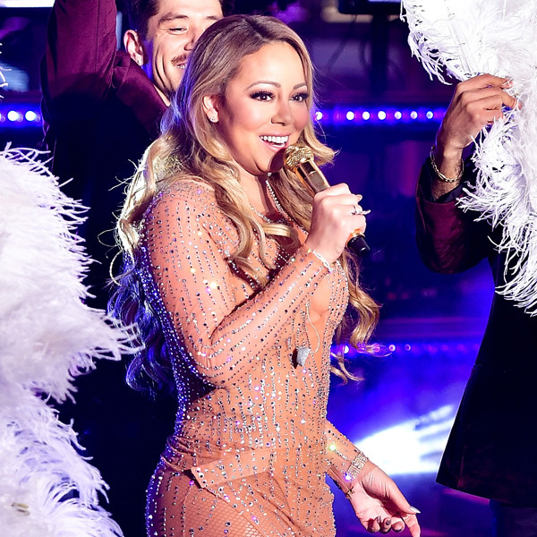 New Year's Eve News, Pictures, and Videos | E! News Mariah Carey New Years Eve