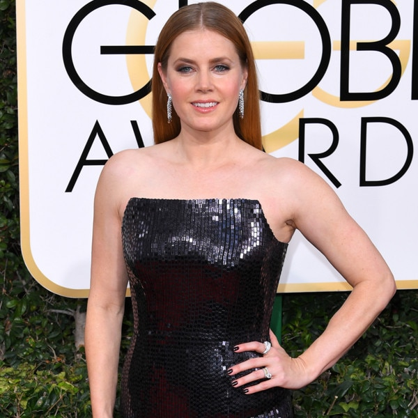 Amy Adams Won't Let an Oscar Snub and Fake Nomination Announcement Get ... Amy Adams