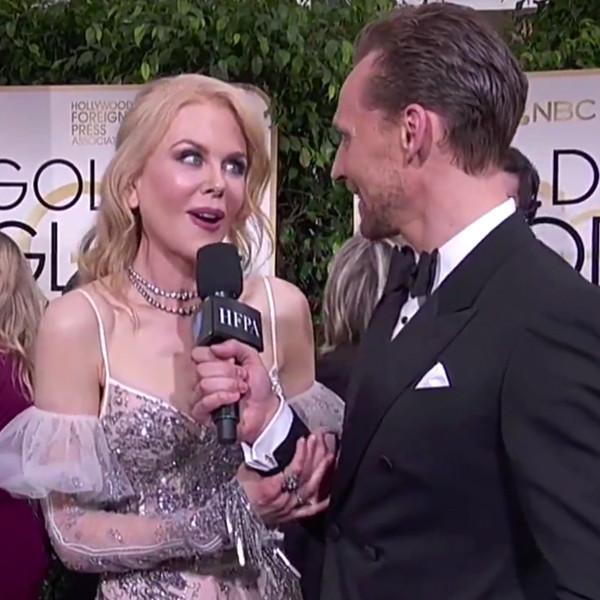 Tom Hiddleston, Nicole Kidman