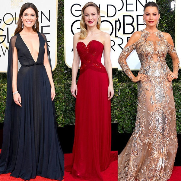 Fashion Police: 2017 Golden Globes