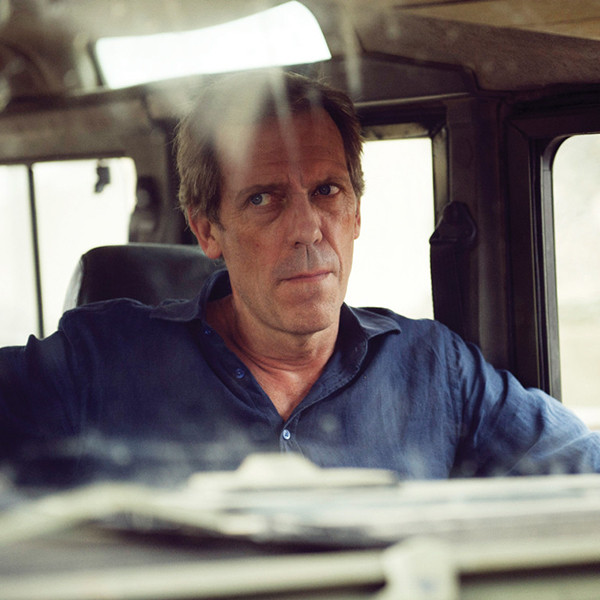 The Night Manager, Hugh Laurie