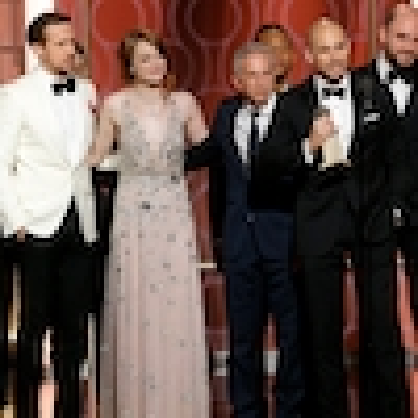La La Land, 2017 Golden Globes, Winner