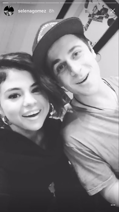 Selena Gomez, Wizards of Waverly Place Reunion
