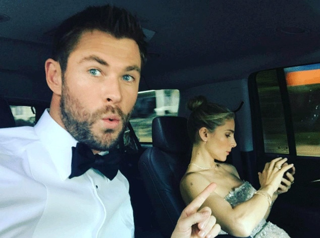 Chris Hemsworth from G...