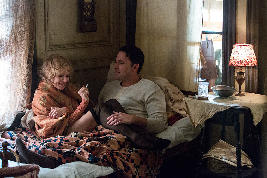 Live by Night, Sienna Miller, Ben Affleck