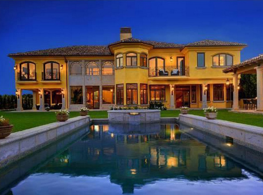 Kim Kardashian, Kanye West, Bel Air, Kardashian Real Estate