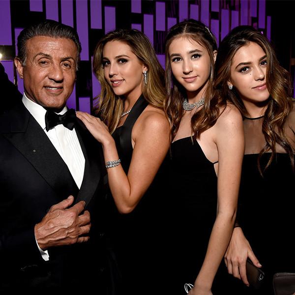 Les stars qui sont venues en famille aux Golden Globes 2017