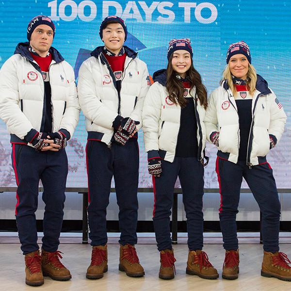 Ralph Lauren, PyeongChang Olympics, Closing Ceremony Outfits