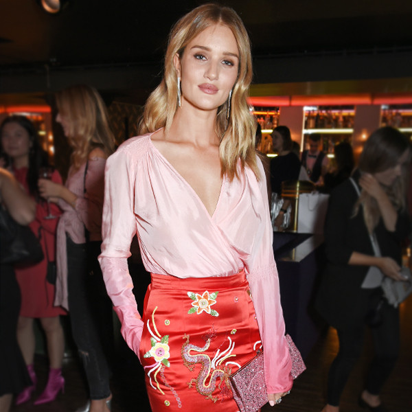 ESC: Best Dressed, Rosie Huntington-Whiteley