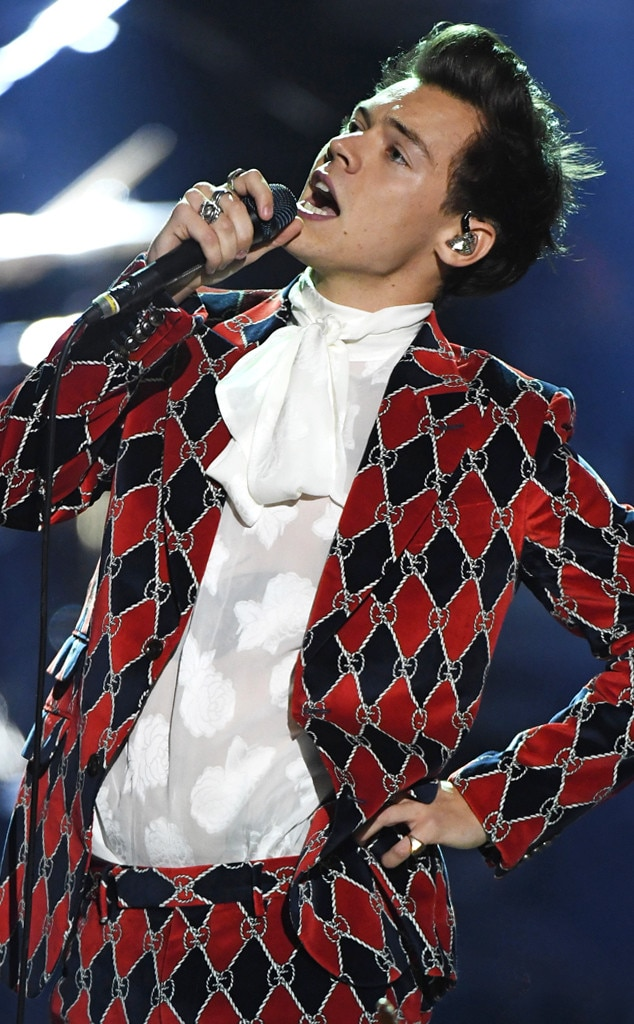 Harry Styles, 2017 iHeartRadio Music Festival