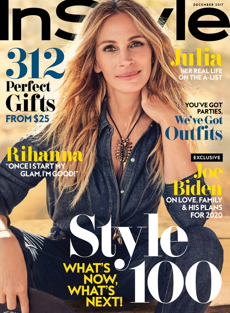 InStyle, Julia Roberts