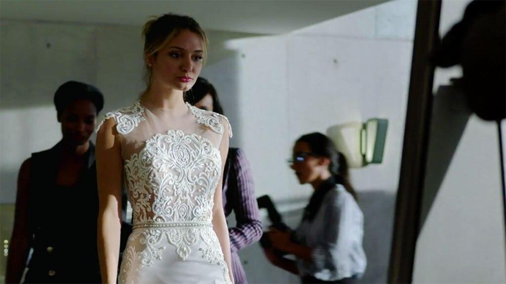 The Arrangement Season 2 First Look: Megan Tries on Wedding Dresses ...