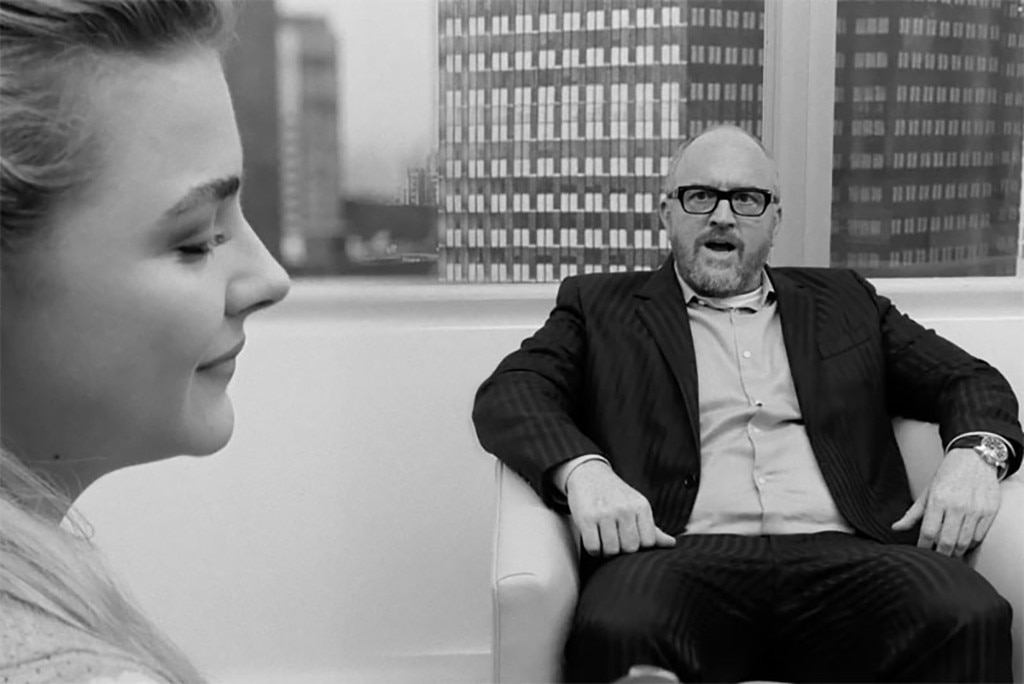 I Love You, Daddy, Louis C.K.