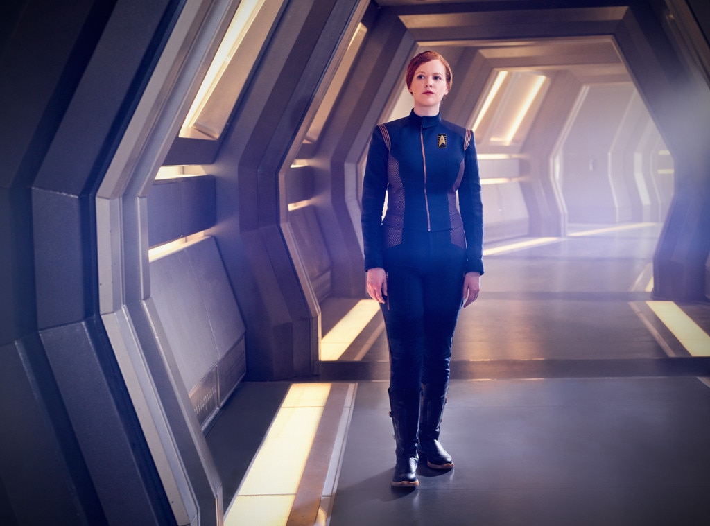Mary Wiseman, Mary Chieffo, Star Trek Discovery