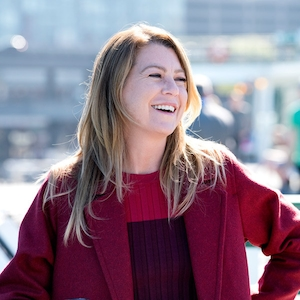 Grey's Anatomy 300th Episode, Ellen Pompeo