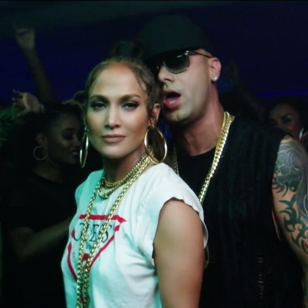 Jennifer Lopez, Wisin, Amor Amor Amor
