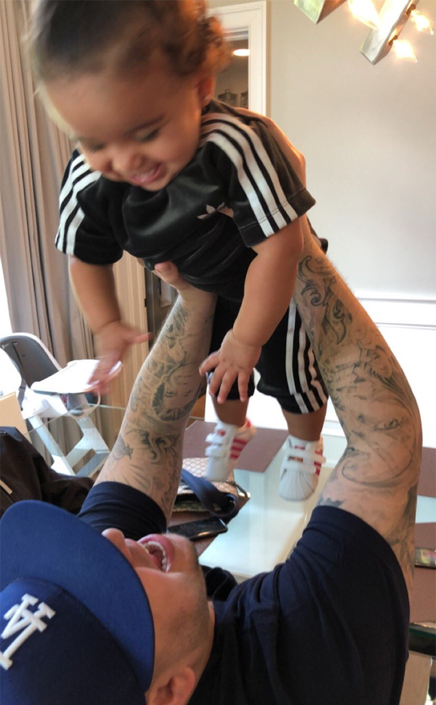 Rob Kardashian, Daughter, Dream Kardashian